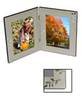 Hinged Picture Frame