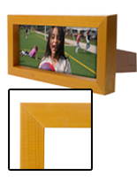 "4"" x 10"" Picture Frames"