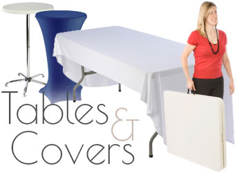 table and covers sets