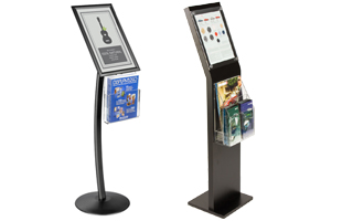 Sign/Literature Stands