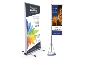 Banner Stands - Flags
