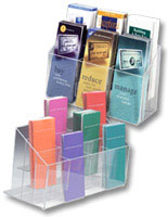 Acrylic Literature Displays