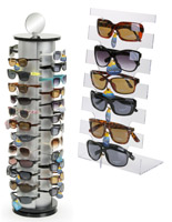 custom cabinets eyewear display cabinets prescription amp sunglass holders 14319