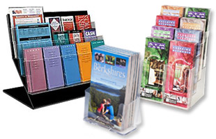 Brochure/Magazine Holders