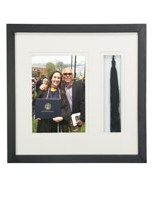 "5"" x 7"" Graduation Photo and Tassel Frame"