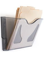 Single Pocket Wall File Folder for Wall Mounting