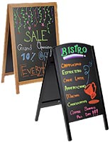Chalk Board A-Frames