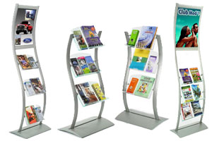 Brochure Displays