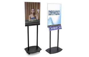 Image result for Poster display stands