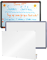 Dry Erase & Chalk Boards
