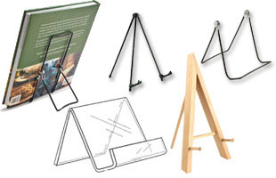 Charming Table Top Easels