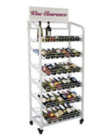 Retail Wine Racks