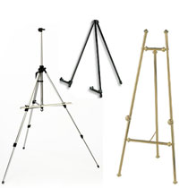 display easels for galleries classrooms restaurants and stores - Display Easel