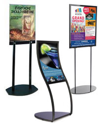 22x28 Poster Stands