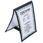 "Drink List Holder 5"" x 7"" Vinyl Table Tent"