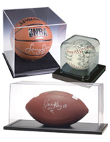 Dust Covers for Sports Memorabilia