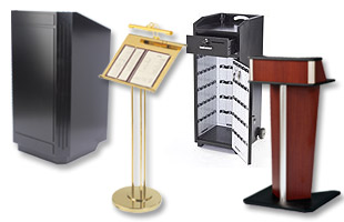 Bar Lecterns & Restaurant Podiums