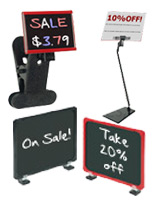 Retail Sign Frame