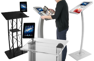 iPad Podiums & Lecterns