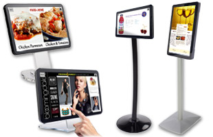 commercial touchscreen tablets