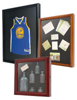 Shadow Box Frame Displays