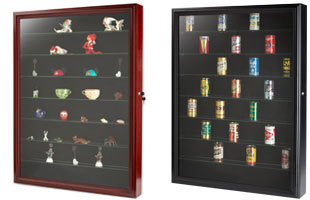 Shadow Box Cabinets