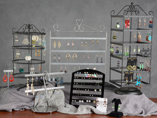 Jewelry Displays Necklace Earring Bracelet Stands Amp Busts