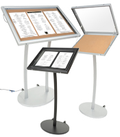 Outdoor Display Boards