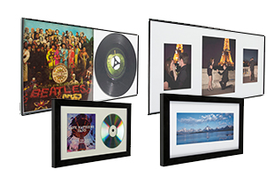 CD & LP Frames