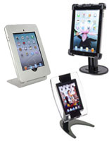 Countertop Secure iPad Mounts