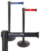 Custom Stanchions