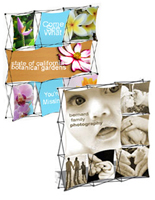 Fabric Trade Show Graphics