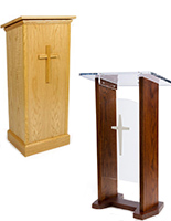 Modern & Traditional Cross Lecterns