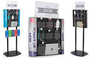 Charging Stations for Mobile Devices and Electronics