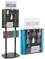 Mobile Device Charging Stations