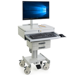Medical Computer Carts & Workstations