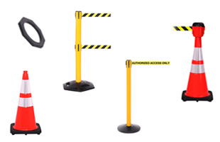 Safety Stanchions