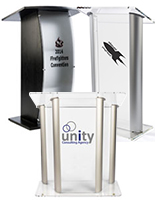 Custom Podiums & Lecterns