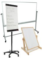Free Standing Dry Erase Boards & Easels