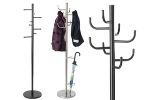 coat racks for entryways and lobbies