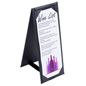 Bar Top Wine Table Tent