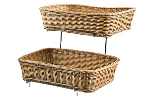 Wooden Barrels & Baskets