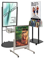 Mobile Poster Stands