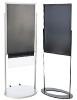 24 x 36 Metal Poster Stands