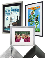 Aluminum Picture Holders