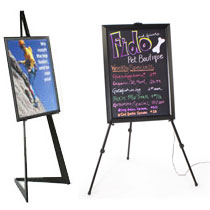 Poster Frames w/ Easels