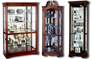 Display Case Glass