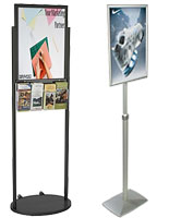18 x 24 Metal Frame Stands