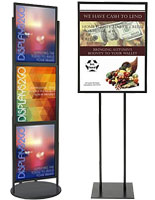 22 x 28 Metal Poster Stands