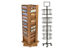 Brochure Racks Flyer Holder Stands Floor Amp Countertop